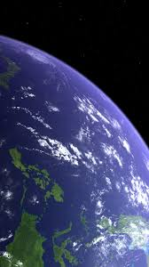 earth for android planet earth orbital view android wallpaper free