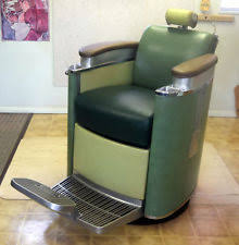 Old Barber Chair Antique Barber Chairs Ebay