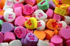 necco hearts a history on candy hearts culture