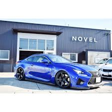 lexus rcf widebody novel full body kit carbon for the lexus rc f