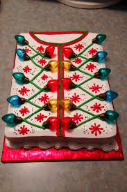 Ugly Christmas Decorations - christmas grace ful cakes