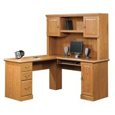 Sauder L Shaped Desk With Hutch Sauder Orchard L Shaped Desk 401929