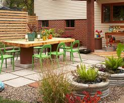 Yard Patio Patio Designs