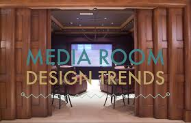 media room ideas design trends