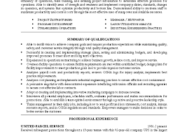 Operations Manager Resume Sample by Operations Manager Resume By Gerald Lawfield Writing Resume