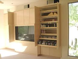 Sliding Door Dvd Cabinet Entertainment Cabinets Cd Storage Slide Out Dvd Storage