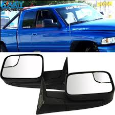 2012 dodge ram 2500 oem tow mirrors vanity decoration