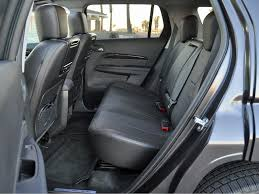 gmc terrain back seat 2015 gmc terrain denali review and quick spin autobytel com