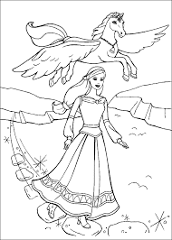 printable 15 unicorn princess coloring pages 5945 unicorn