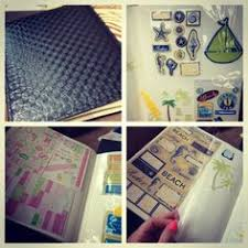 Photo Albums With Sticky Pages Masking Sticker Floral Flower Set By Adoreneko On Etsy 6 50
