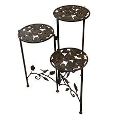 stunning wrought iron steps 3 tier flower planters design as most seen gallery in the beautify your home front porch using 3 tier flower planters design