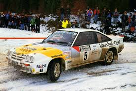 ford opal opel manta 400 rally classic race cars pinterest opel