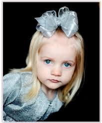 flower girl hair accessories abby s bowtique silver shiny hair bow dress flower