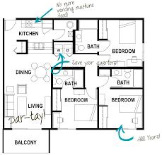 3 bedroom 3 bath floor plans student housing murfreesboro tn sq greenland floor plans