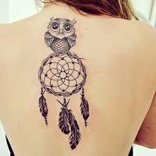 25 trending owl dreamcatcher tattoo ideas on pinterest