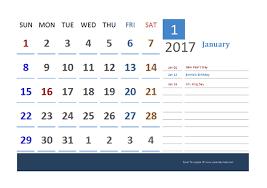 Excel Templates Calendar 2017 Excel Calendar Template Free Printable Excel Templates
