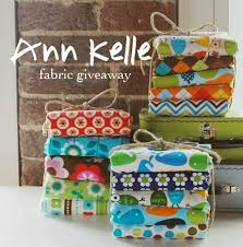 kelle fabric giveaway a trio of five yard bundles