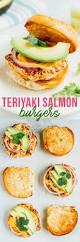 how to make sriracha mayo teriyaki salmon burgers with sriracha mayo eating bird food