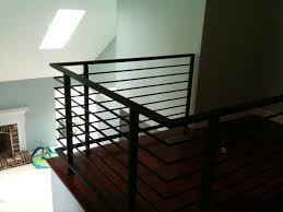 Steel Banister Modern Steel Railing Design Home Design U0026 Architecture Cilif Com