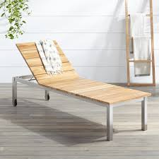 Cedar Chaise Lounge Outdoor Chaise Lounges Signature Hardware
