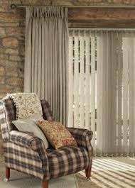 Curtains Over Blinds Hanging Curtains Over Vertical Blinds For The Home Pinterest