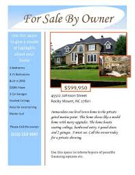 Home For Sale By Owner Flyer Template for sale by owner free flyer template by hloom givens rd