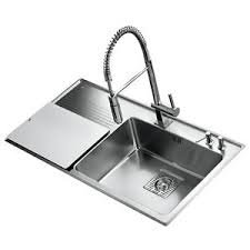 Teka Kitchen Sink Teka Frame 1b 1d Plus Right Stainless Steel Kitchen Sink Built In
