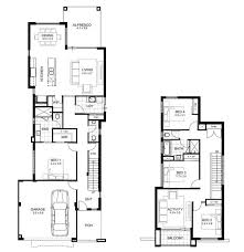 narrow cottage plans one level house plans for narrow lots homes zone small lot cottage