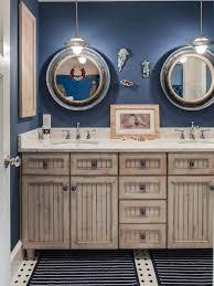 nautical bathroom mirrors nod to nautical bathroom attractive 16 best guest bathroom images on pinterest nautical