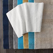 Reversible Bath Rugs Company Cotton Reversible Bath Rug The Company Store