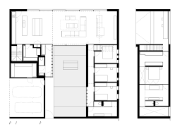 Tv House Floor Plans Introverted But Open Sloping House In Belgium Detail Magazine