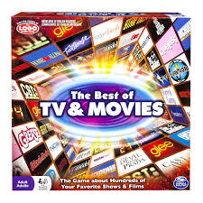 thanksgiving trivia games amazon com spin master games best of movies u0026 tv board game