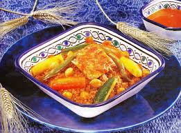 cuisine tunisienne poisson recette malthouth au poisson recettes tunisienne les plats tunisiens
