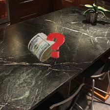 slate countertop cost see what you should expect to pay for soapstone counters soapstone