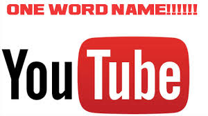 tutorial youtube word how to make your youtube name one word 2017 tutorial 1 youtube