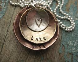 personalized jewelry for kids kids names jewelry etsy