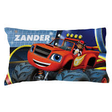 walmart monster jam trucks blaze and the monster machines racing star pillowcase tv u0027s toy