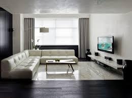 russian minimalist apartment decolieu studio design living room