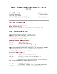 resume application format cerescoffee co
