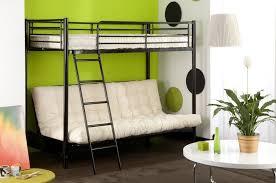 lit superposé avec canapé lit superpose avec banquette canapé idées de décoration de
