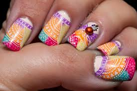 20 simple nail art designs for karwa chauth indian makeup and