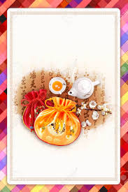 korean thanksgiving chuseok lunar new year concept objects stock