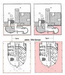 Villa Savoye Floor Plan The Rise Of Le Corbusier Villa Savoye Contemporary Practice
