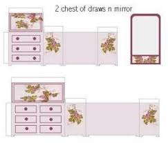 printable barbie house furniture dormitorio recortable erika alvarez picasa web albums lamia