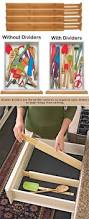 Knife And Fork Drawer Insert Drawer Divider Design