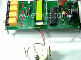 plc based automatic washing machine control system with manual