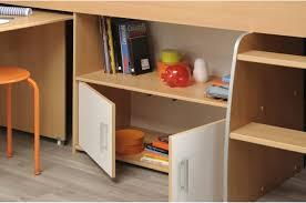 bureau avec rangement intégré lit avec bureau integre photos de conception de maison brafket com