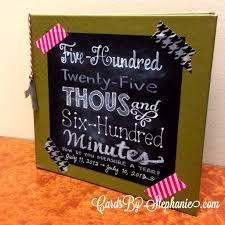 15 year anniversary ideas happy 1st wedding anniversary cards premier scrapbook