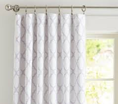 Lavender Blackout Curtains by Addison Blackout Curtain Pottery Barn Kids