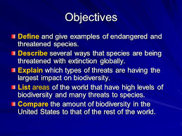 chapter 10 biodiversity remember to write the slides that show the